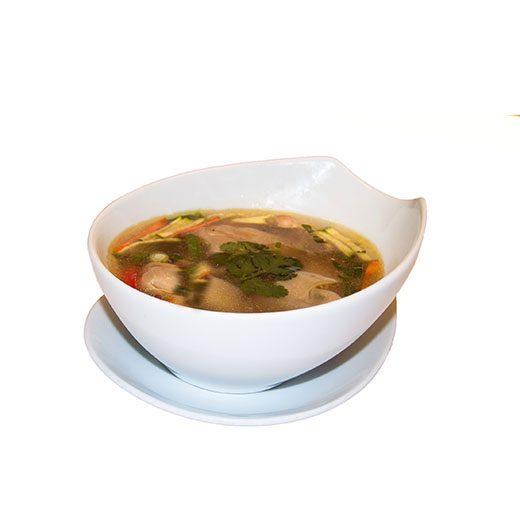 huehnerfleisch_Suppe